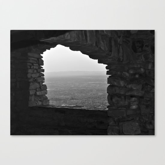 Rapunzel's Point of View Canvas Print