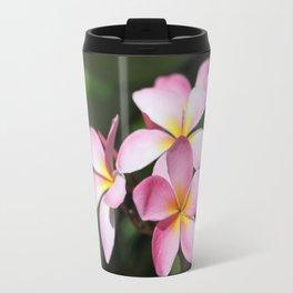 Hawaiian Flower Travel Mug