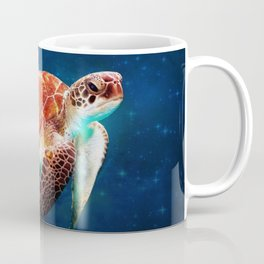 Turtle Ship Coffee Mug