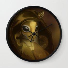 Mother of Dik-Dik  Wall Clock