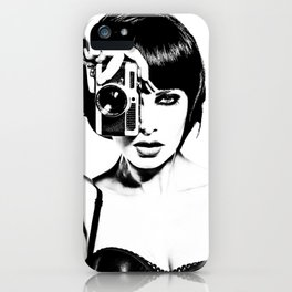 Korolkovas' Valentina iPhone Case