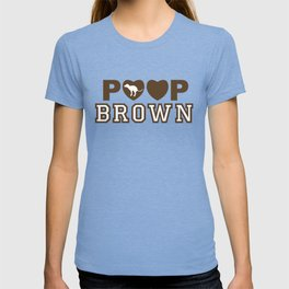 Love to Dirty Brown Dog T-shirt