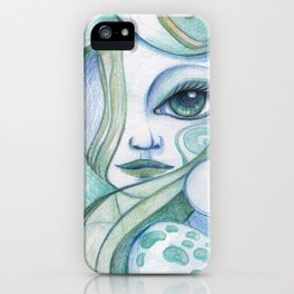 Voice Of The Sea iPhone Case