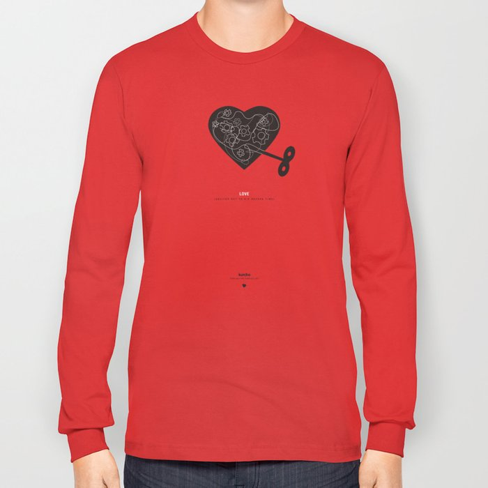 Love! Long Sleeve T-shirt