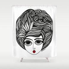 KIANA Shower Curtain