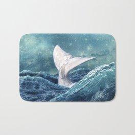 Whale Tale Bath Mat