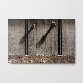 Penitentary  Metal Print