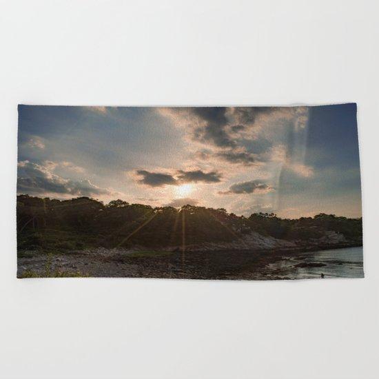 Folly Cove Beach Towel