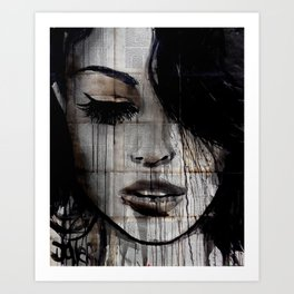 ONLY IF Art Print