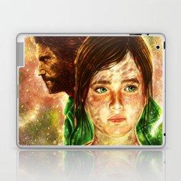 The Last of Us - Joel and Ellie  Laptop & iPad Skin