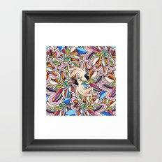 THE SAME LOVE Framed Art Print