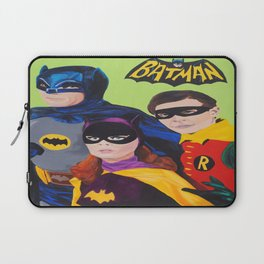 Bat Trio 66 Laptop Sleeve
