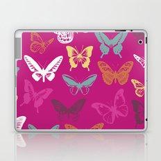 Butterfly Love Laptop & iPad Skin