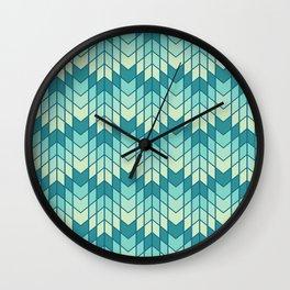 Jag Rip Tide Wall Clock