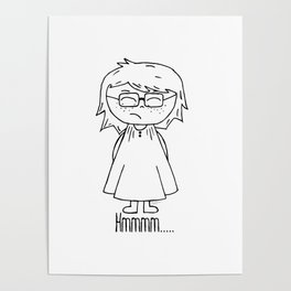 Sad Harper Poster