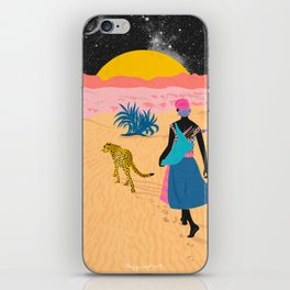 Desert_ iPhone Skin
