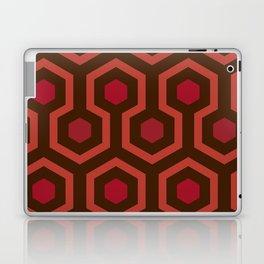 Horror Movie Rug Pattern Laptop & iPad Skin