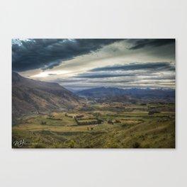 Wakatipu Basin Canvas Print