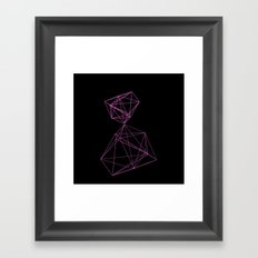 Where Endings are Beginnings Framed Art Print