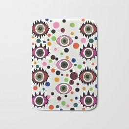Psychedelic Eye Bath Mat