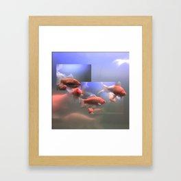 Abundance In View Framed Art Print