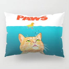 Paws! Pillow Sham