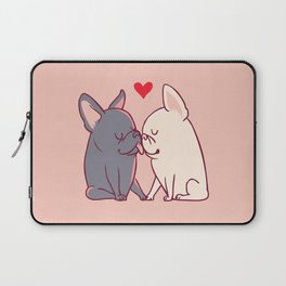 French Kiss Laptop Sleeve