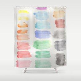 Gentel Water Pattern Shower Curtain