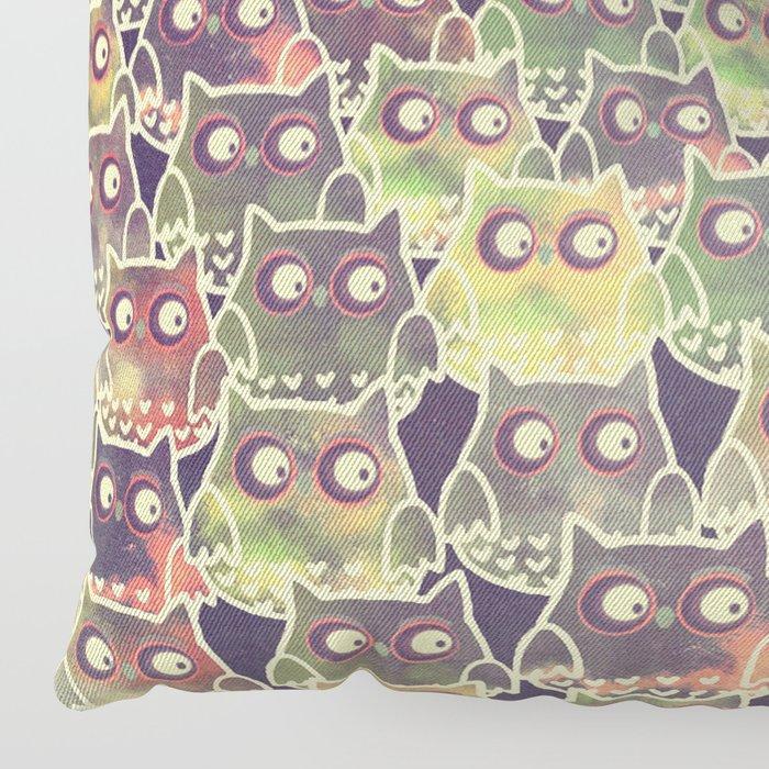 owl-83 Floor Pillow