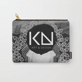 KN Art & Design Branding Artwork Carry-All Pouch