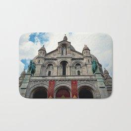 Sacred Heart Paris Bath Mat