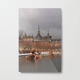 Winter Palace Metal Print