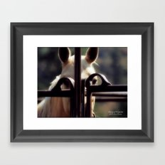 Change of Perspective Framed Art Print