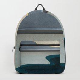 Minimal Landscape 05 Backpack