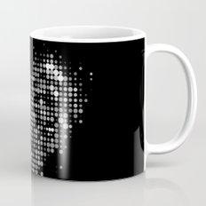 Heart2 Black Mug