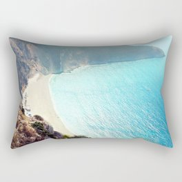 marine collection. Greece. Kefalonia Rectangular Pillow