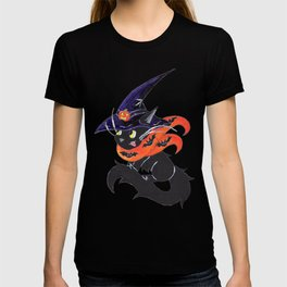 Witch City Kitty T-shirt