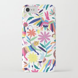 Creatures Otomi iPhone Case
