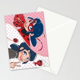 Ladybug Marinette Stationery Cards