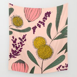 Floating Garden Wall Tapestry