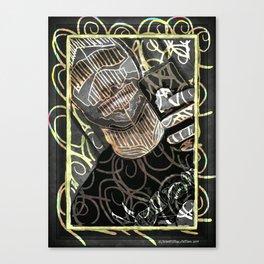 Zak #20 Canvas Print