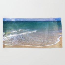 The Sea Life Beach Towel