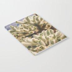 Joshua Tree Cactus Garden Notebook