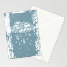 Bazan Stationery Cards