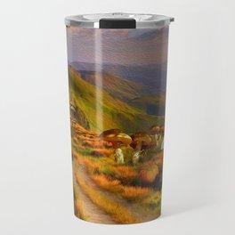 Hidden Village Travel Mug