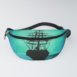 A Ship in the Night Fanny Pack