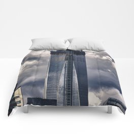 Freedom Tower Comforters