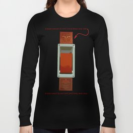 Just pull and go! Long Sleeve T-shirt