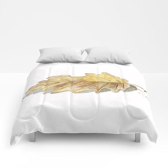 Oak leaf  Comforters