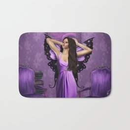 Lavender Room Bath Mat